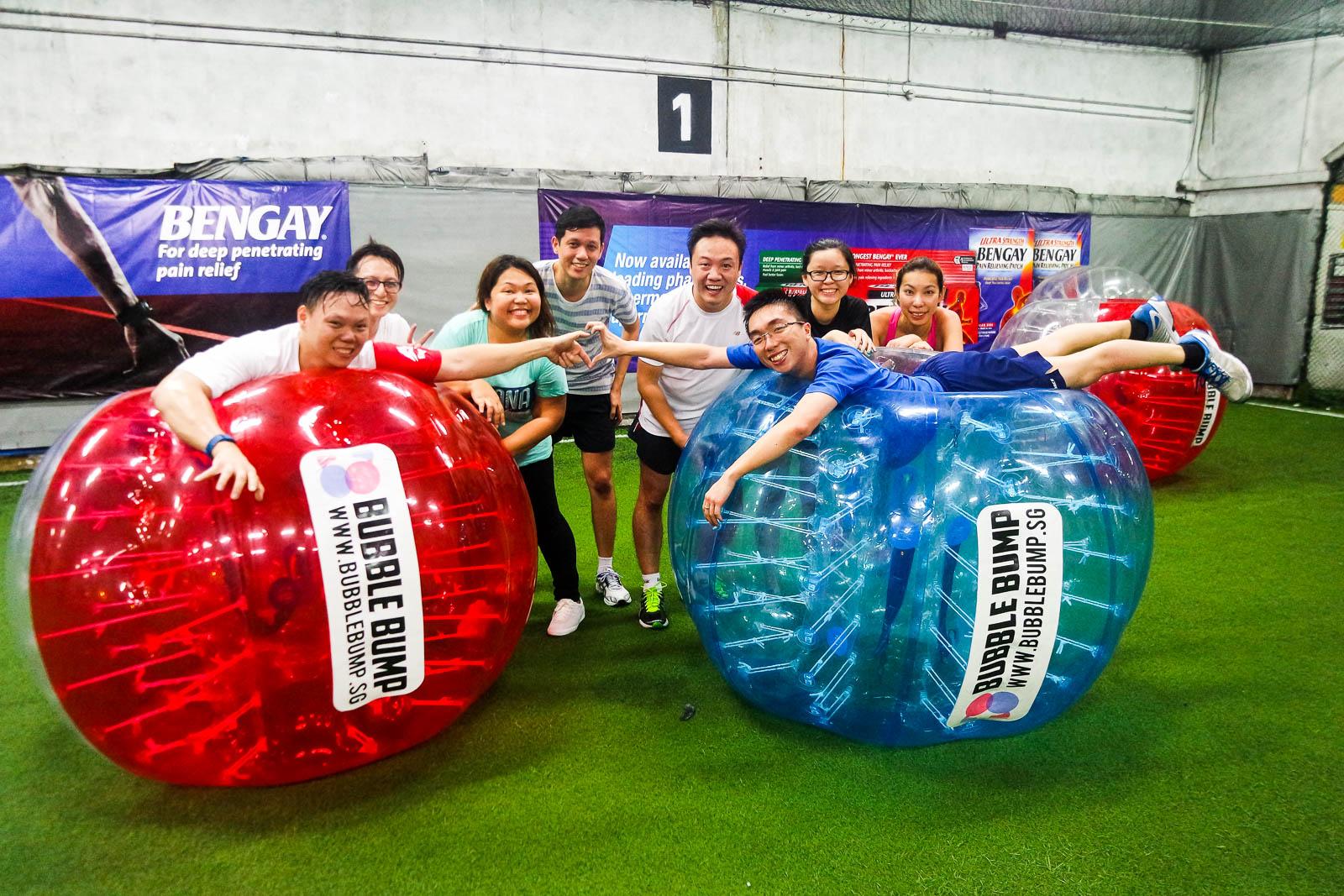Bubble Soccer-24