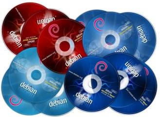 CD Debian