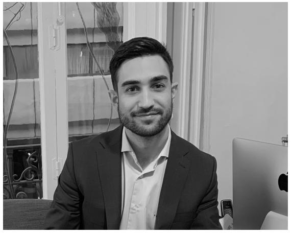 """Foto del autor del artículo """"BERT: El nuevo algoritmo de Google que modificará las búsquedas y el posicionamiento SEO del sector legal """": Victor Belinchón"""