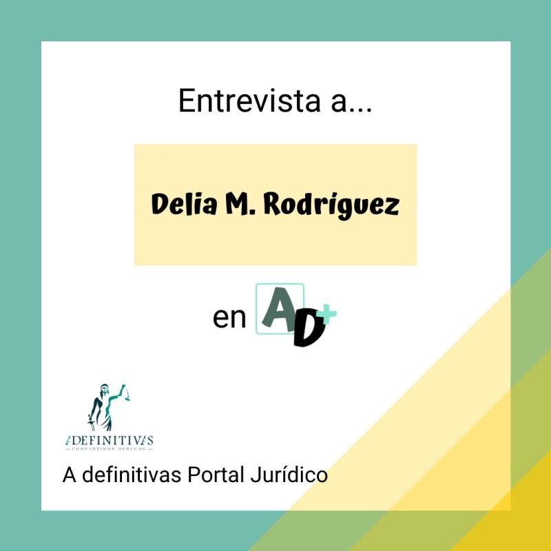 Entrevista Delia