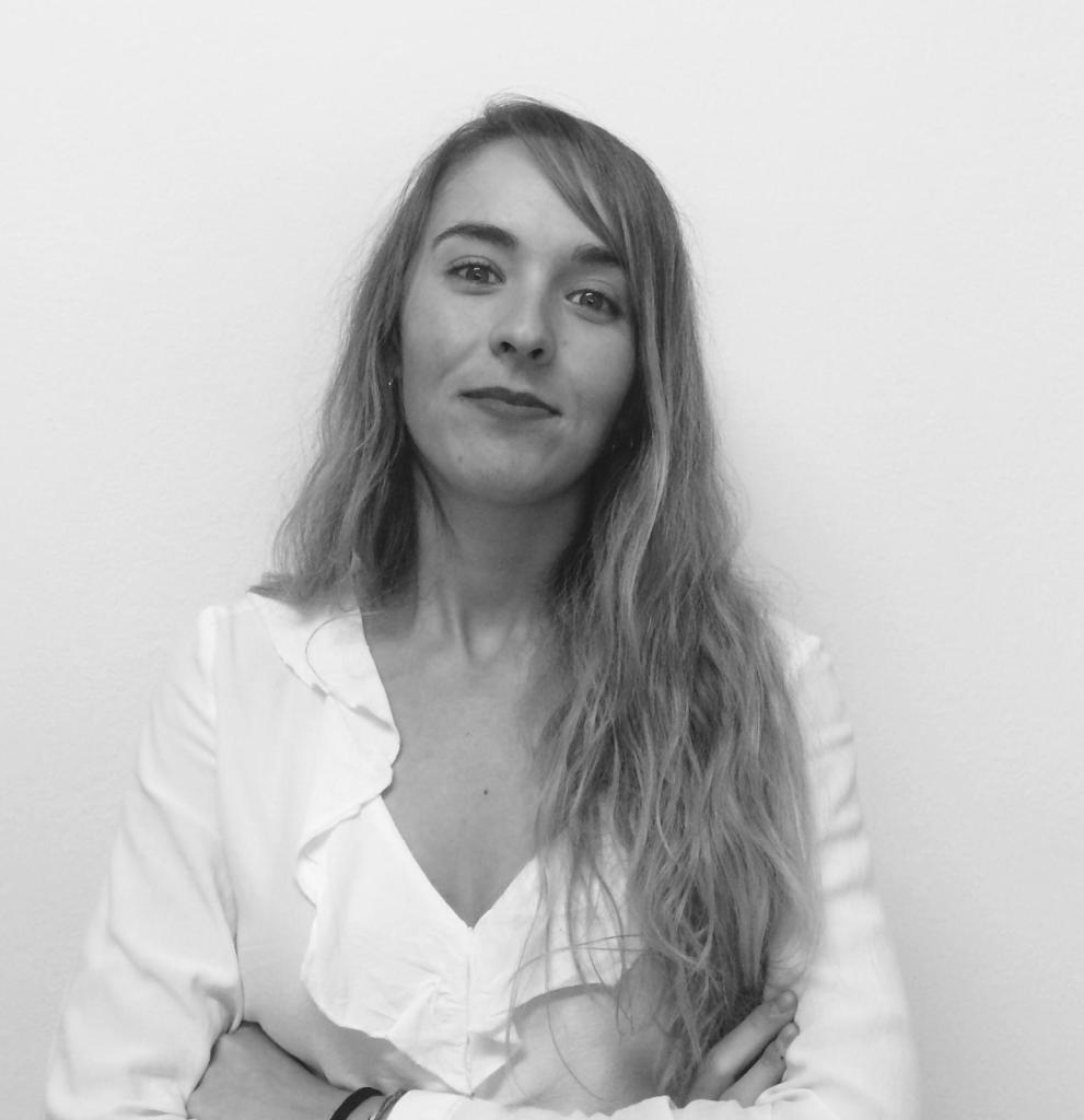 Imagen de la autora, Victoria Royo Pérez