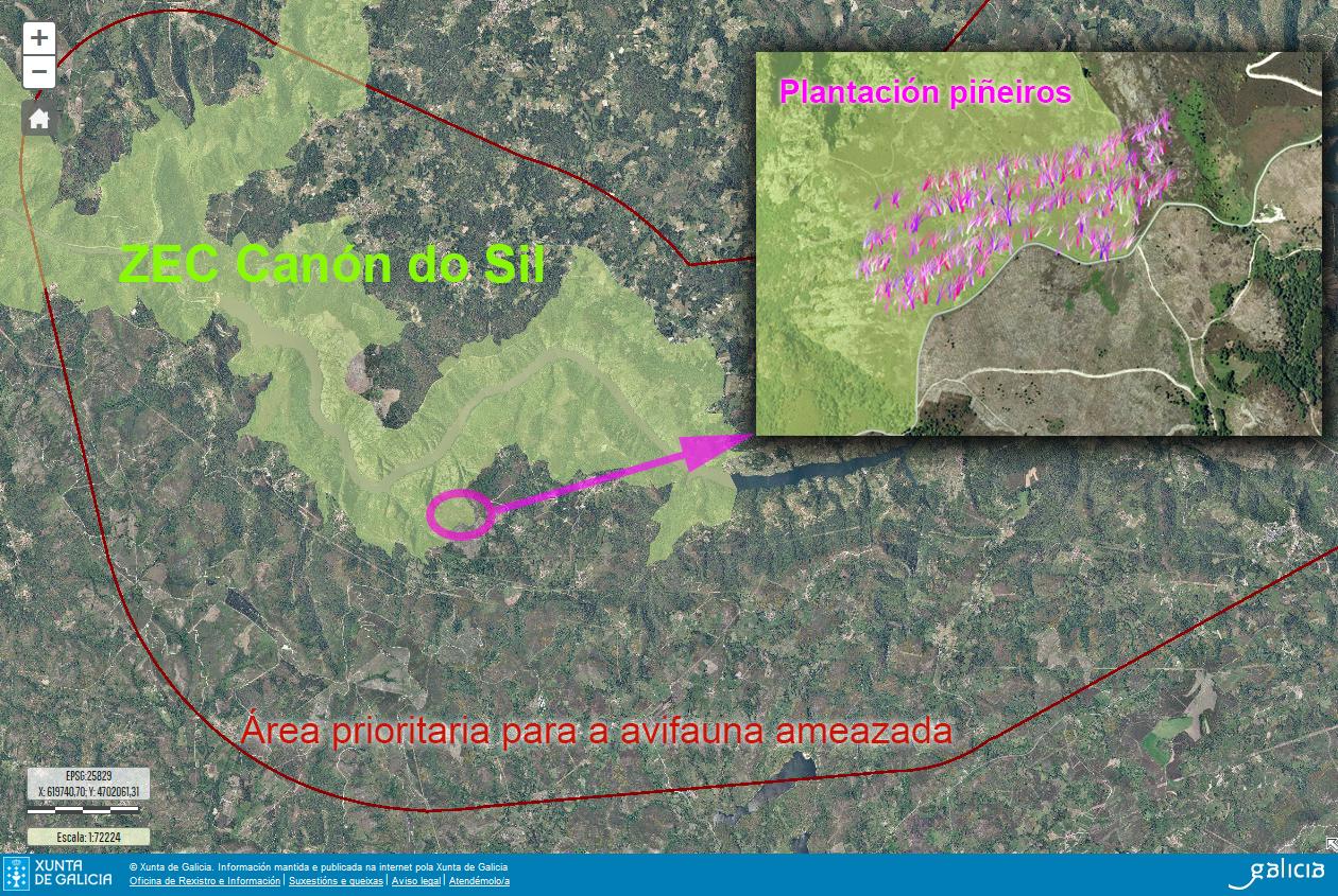 Fonte: ADEGA e Xunta