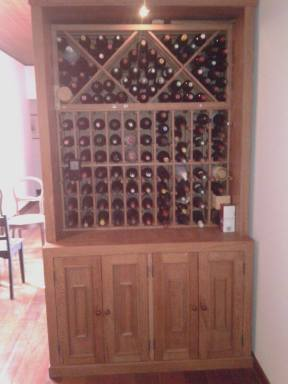 Expositor - 220 garrafas