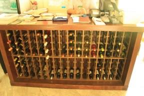 Bistrot da Serra - Expositor em casulo - 250 garrafas
