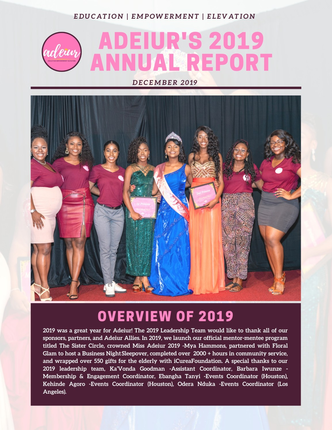 2019 Adeiur Annual Report-2
