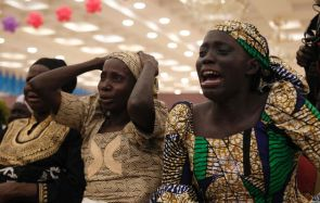 mothers of the abducted Chibok girls