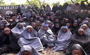 kidnapped girls by Boko haram sect