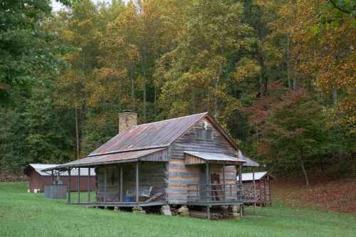 Cabin, Wears Valley, TN