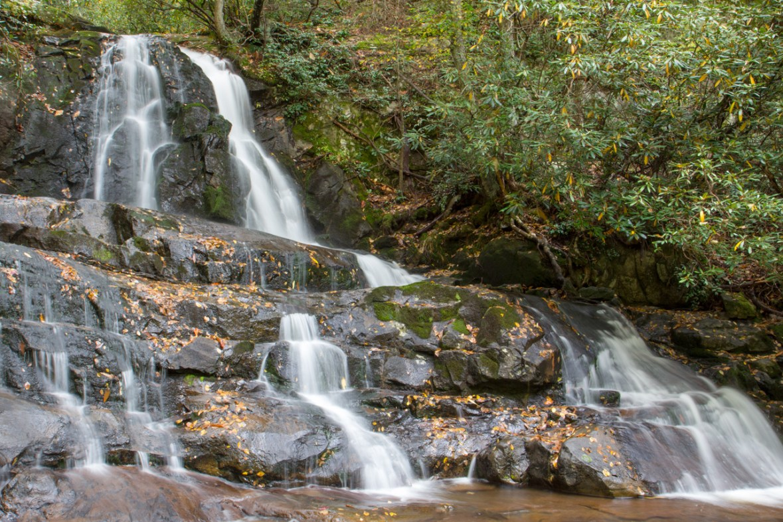 Laurel Falls, Great Smoky Mountain National Park, TN