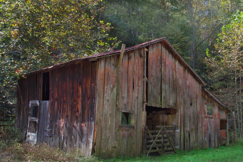 Red Barn, Wears Valley, TN