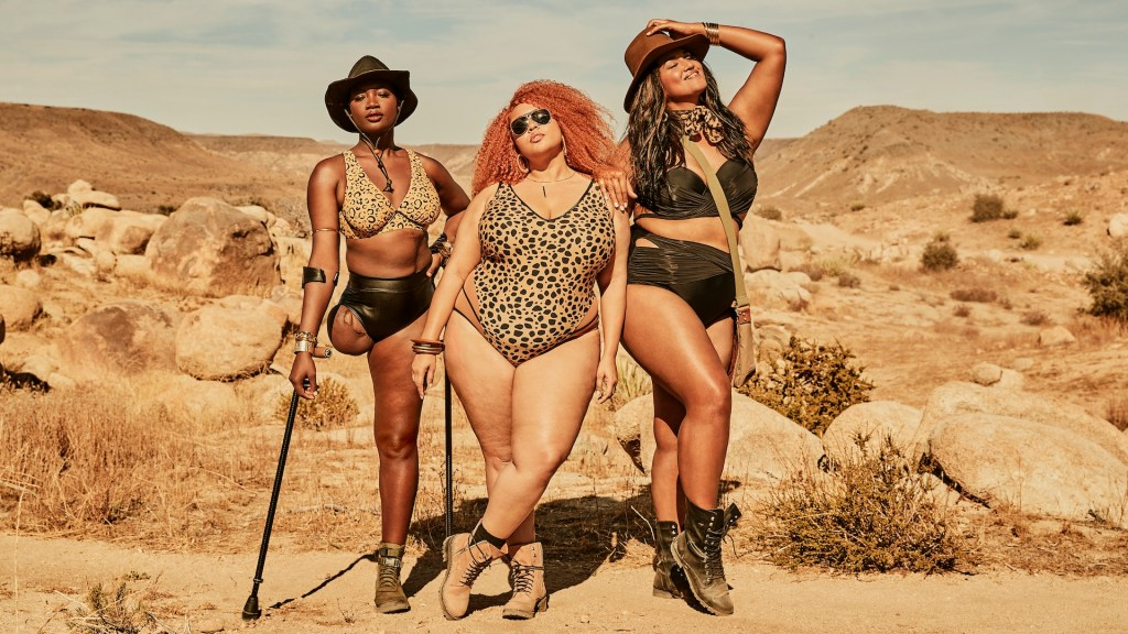 Body positive brand Swimsuits for all