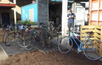 A nice selection of bikes for sale
