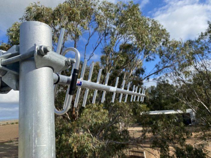 Phone Booster Antenna. Lake Plains SA