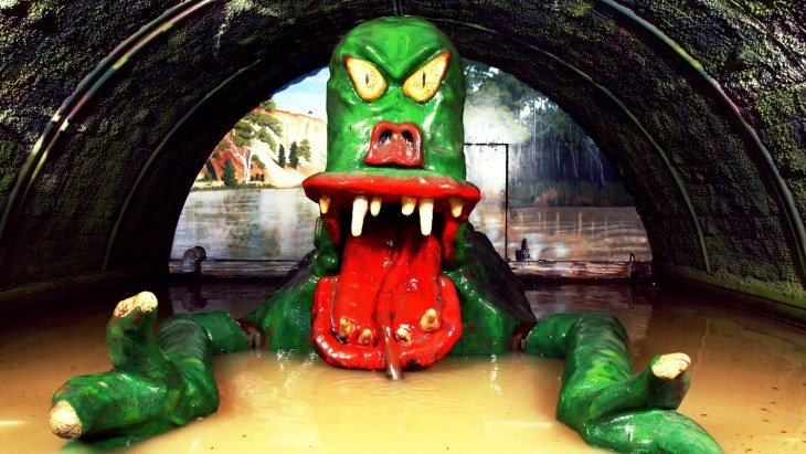 The terrifying Murray Bridge Bunyip
