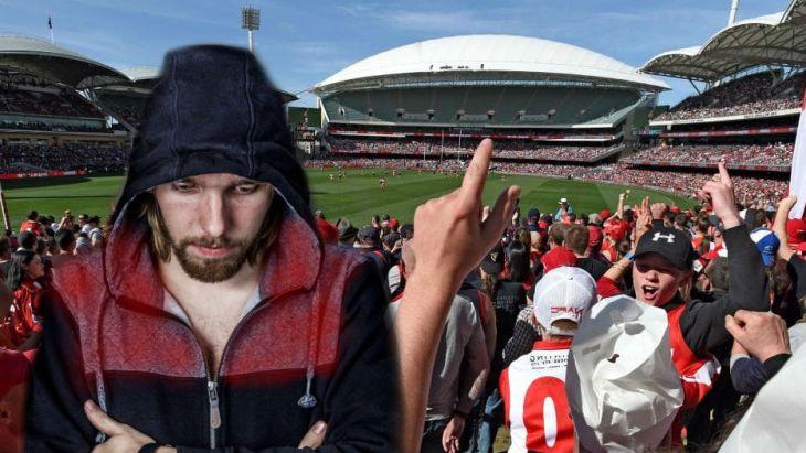 Redlegs fan disappointed