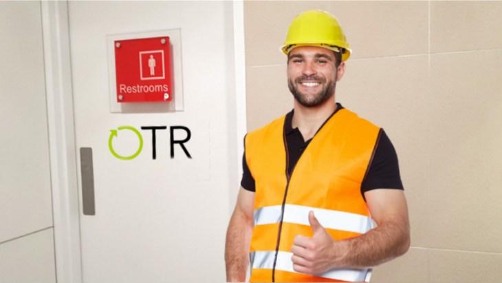 OTR toilet