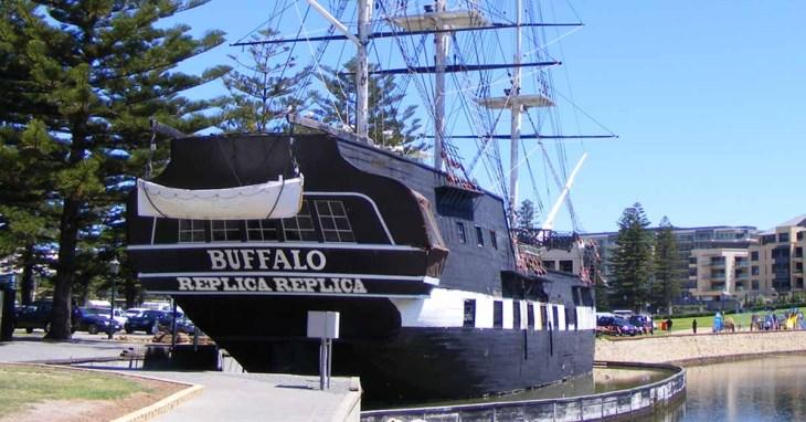 Buffalo Replica Replica