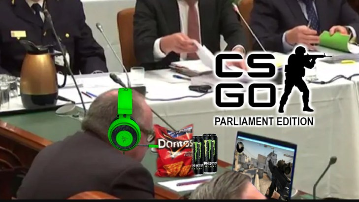 CS:GO Parliament Edition