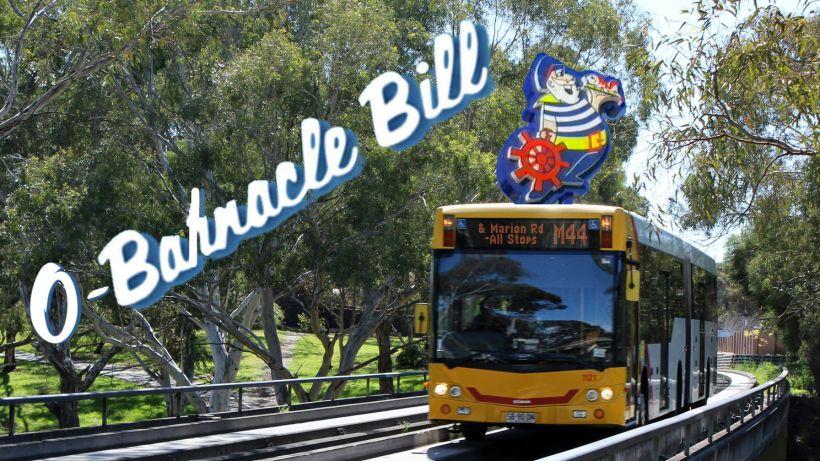 O-Bahnacle Bill