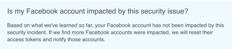 Facebook Screen capture hack result