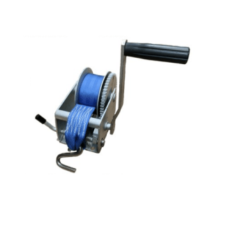 Trailer Winch - 300kg Hand Winch (Compact)