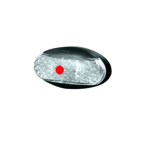 Led Side Marker Red
