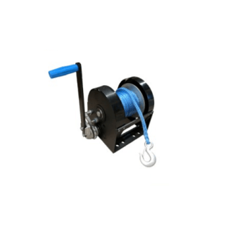 Trailer Winch - 750kg Brake Winch - Rope Cable