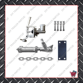 Trailer Coupling Kit - 2 Hole Coupling Kit