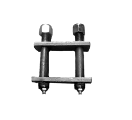 Off-Road Shackle Plates Welded