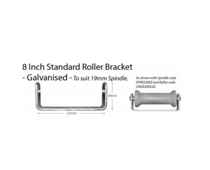 Boat Roller Bracket - Standard