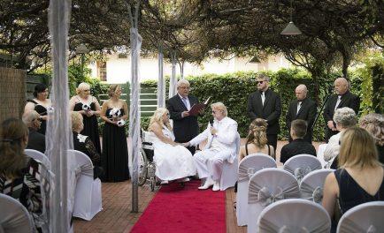 Barossa Weintal Hotel Wedding