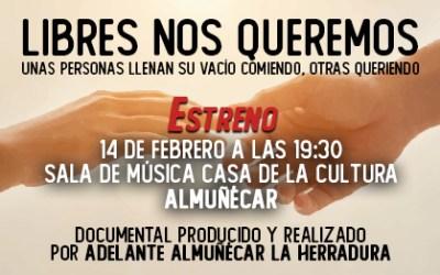 El viernes 14 se presenta un documental producido y realizado por Adelante Izquierda Unida Podemos