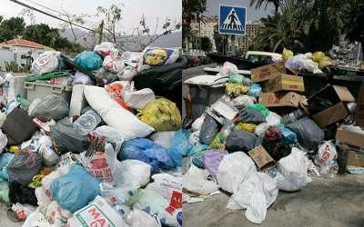 2005 Recogida de basura El Mirlo