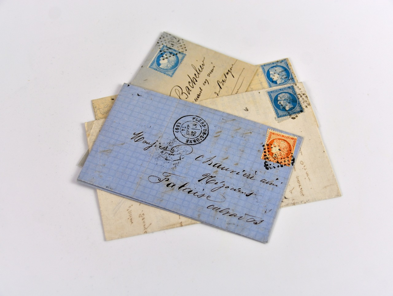 old letters, mail, old stamps-2238537.jpg