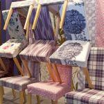 Foto de inspiratie de la Heimtextil - ca sa vezi cum poti avea scaunele frumoase cu tapiterie noua