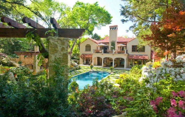 adelaparvu.com despre amenajari gradini facute de Harold Leidner Landscape Architects  (1)
