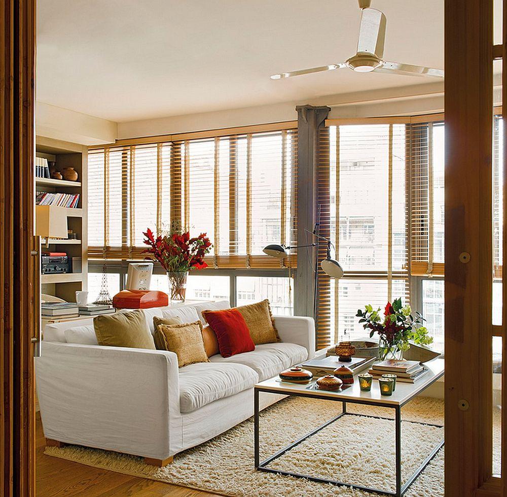 adelaparvu.com despre rustic si modern intr-o casa de la oras Foto ElMueble (2)