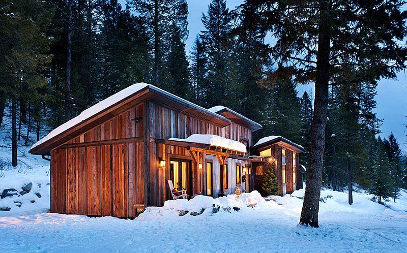 adelaparvu.com about mountain cabin, architecture Mindful Design (1)