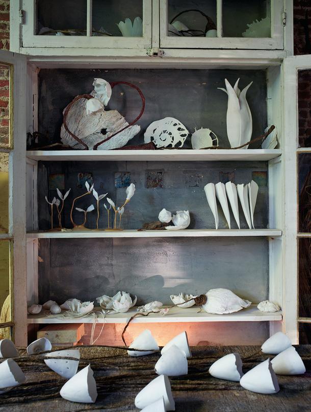 adelaparvu.com despre casa de artist Roos Van de Velde, Foto AD, Roos Van de Velde (11)