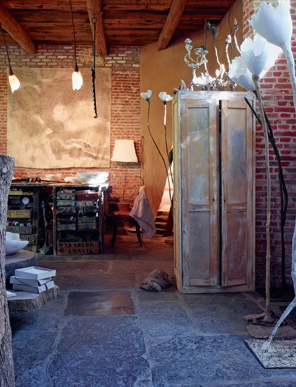 adelaparvu.com despre casa de artist Roos Van de Velde, Foto AD, Roos Van de Velde (8)