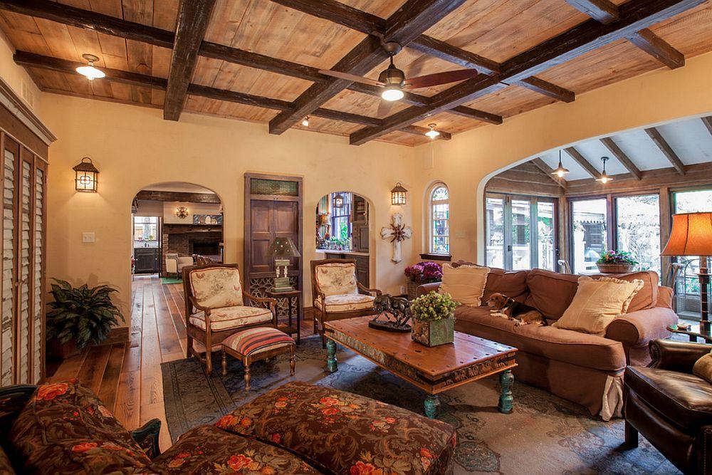 Casă Mare Pentru Familie Mare Redecorată 238 N Stil Rustic