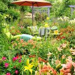 adelaparvu.com despre gradini mici cu flori, Foto BHG (7)