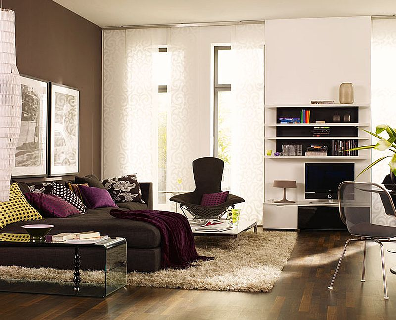 cu ce asortez canapeaua maro din living hai s vezi 20 de idei adela p rvu jurnalist home. Black Bedroom Furniture Sets. Home Design Ideas