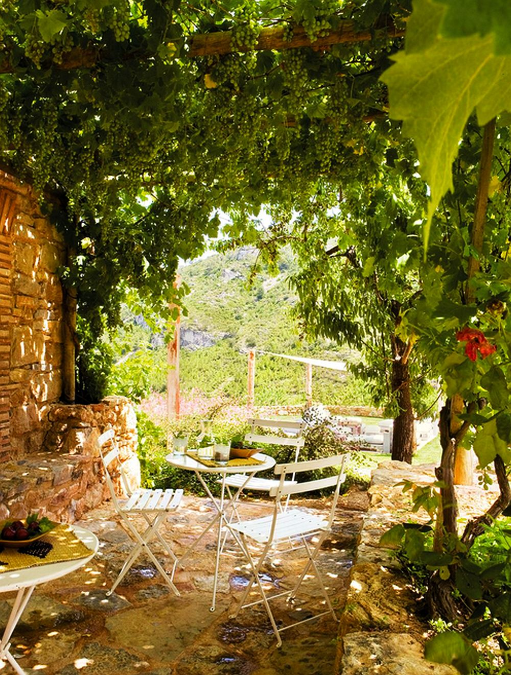 adelaparvu.com despre terase de vis, Foto ElMueble (2)