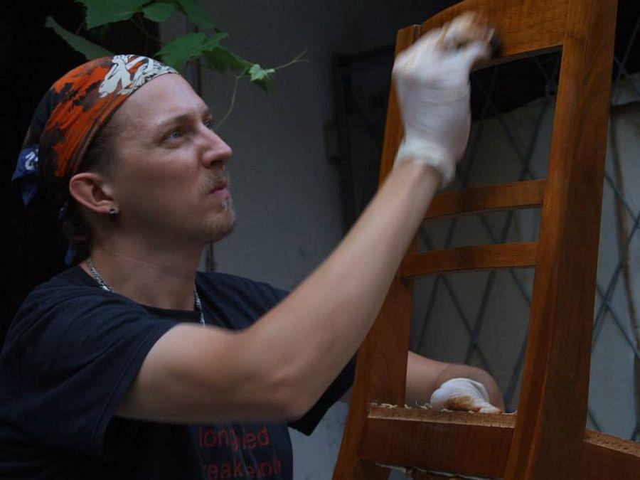 adelaparvu.com despre Mirel Matefi restaurator de arta, reconditionare obiecte vechi (7)