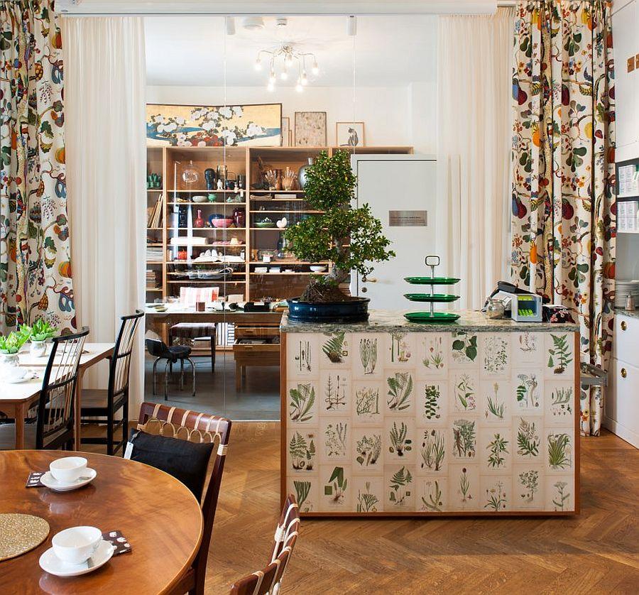 adelaparvu.com despre Svenskt Tenn si Frank Josef, tapete, textile si mobilier Svenskt Tenn (18)