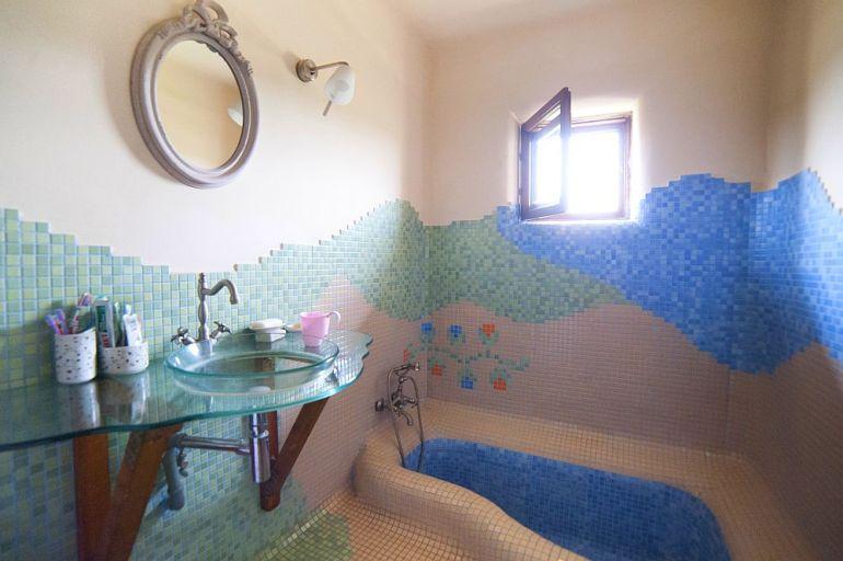 adelaparvu.com despre casa din chirpici la Ciolpani, Poiana Florilor, designer Elena Vasiliu arh. Raluca Suru, Foto Dragos Boldea (5)