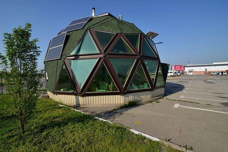 adelaparvu.com despre case tip domuri geodezice, casa dom geodezic, design ing. Alexandru Dinulescu (20)