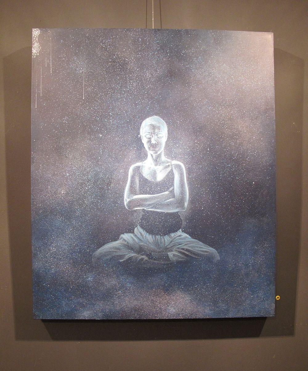 adelaparvu.com despre expozitia Senzorialitatea tacerii, artist Isabela Iorga, galeria Art Yourself Bucuresti (10)