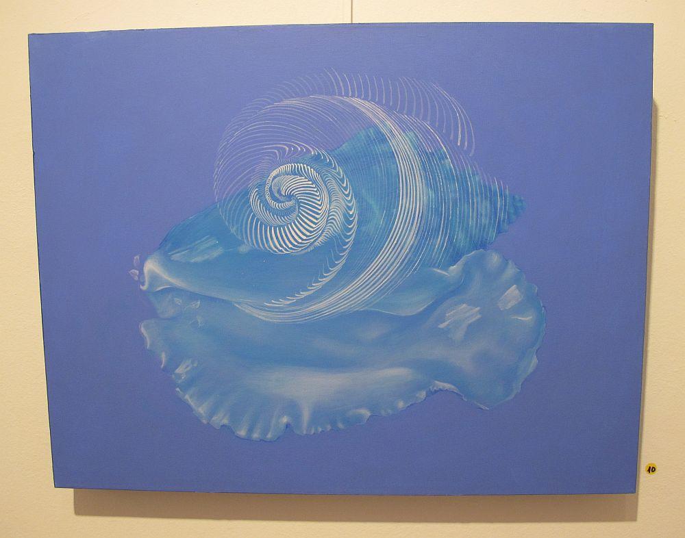 adelaparvu.com despre expozitia Senzorialitatea tacerii, artist Isabela Iorga, galeria Art Yourself Bucuresti (15)